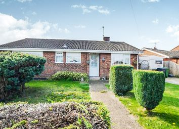 Thumbnail 3 bed detached house for sale in Burton Avenue, North Walsham