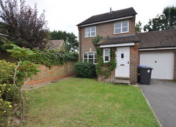 Thumbnail 3 bedroom link-detached house to rent in Dunlop Close, Sayers Common, Hassocks