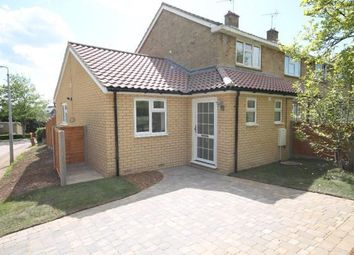 Thumbnail 1 bed bungalow for sale in Spring Drive, Stevenage, Hertfordshire, England