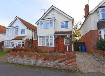 Thumbnail 3 bed detached house for sale in Fellows Road, Farnborough