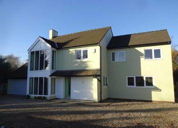 Thumbnail 4 bed detached house for sale in Garstang Road, Bilsborrow, Preston