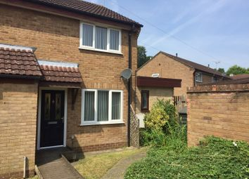Thumbnail 3 bed end terrace house for sale in Deridene Court, Totton, Southampton