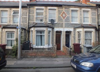 Thumbnail 4 bedroom terraced house to rent in Surrey Road, Reading
