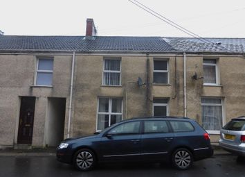 Thumbnail 2 bed terraced house for sale in High Street, Abergwynfi, Port Talbot