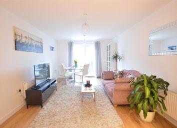 Thumbnail 1 bed flat for sale in Swinton Court, Mere Road, Dunton Green, Sevenoaks, Kent