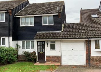 Thumbnail 3 bed link-detached house for sale in Cairns Avenue, Woodford Green, Essex
