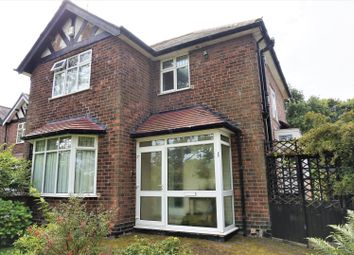 Thumbnail 3 bed detached house for sale in Coronation Avenue, Wilford