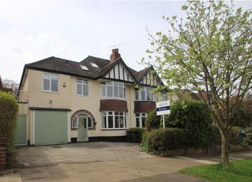 Thumbnail 6 bed semi-detached house for sale in Ellesboro Road, Harborne, Birmingham