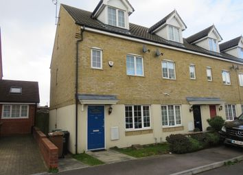 Thumbnail 3 bed semi-detached house for sale in Edson Close, Leavesden, Watford