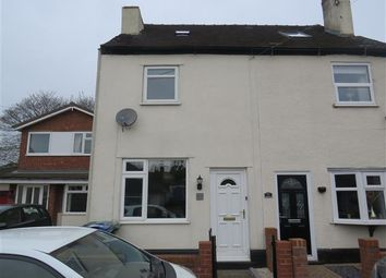 Thumbnail 2 bedroom semi-detached house to rent in Bank Street, Heath Hayes, Cannock