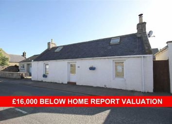 Thumbnail 1 bed cottage for sale in Harbour Street, Hopeman, Elgin