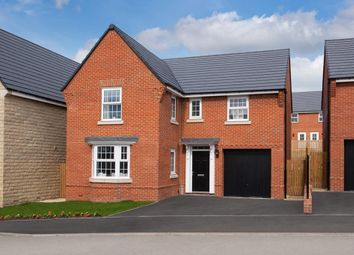 "Thumbnail 4 bed detached house for sale in ""Drummond"" at Park View, Moulton, Northampton"