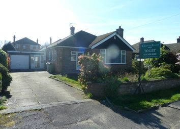 Thumbnail 3 bed detached bungalow to rent in Stanneylands Drive, Wilmslow