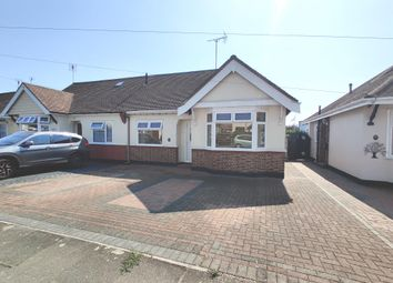 Thumbnail 2 bed semi-detached bungalow for sale in Pentland Avenue, Broomfield, Chelmsford
