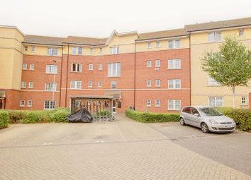Thumbnail 2 bed flat for sale in Gainsborough Close, Basildon