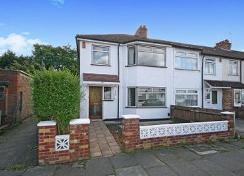 Thumbnail 3 bed end terrace house for sale in District Road, Wembley