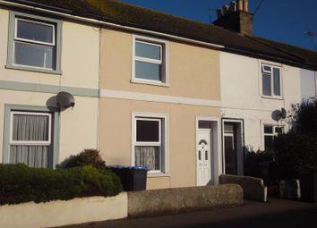 Thumbnail 3 bed terraced house to rent in Newland Road, Worthing