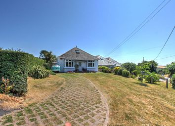Thumbnail 4 bed detached bungalow for sale in Church Road, Plymouth, Devon