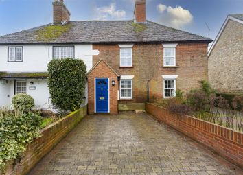 Offham Place Cottages, Teston Road, Offham ME19. 3 bed terraced house for sale
