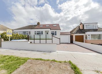 Thumbnail 4 bed semi-detached house for sale in Griffithis Ave, North Lancing, West Sussex
