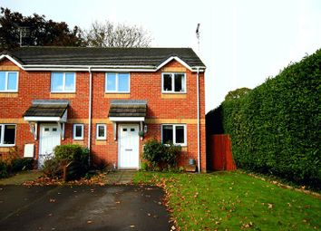 Thumbnail 3 bed semi-detached house for sale in The Oaklands, Cold Meece, Stone