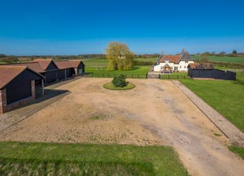 Thumbnail Detached house for sale in Bradfield St Clare, Bury St Edmunds, Suffolk