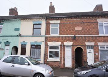 Thumbnail 3 bed terraced house for sale in Whitehill Road, Coalville