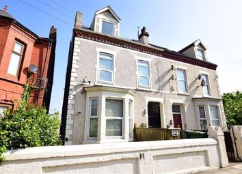 2 bed flat for sale in St James Road, Wallasey, Merseyside CH45