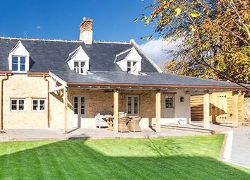 Thumbnail 2 bed semi-detached house for sale in Main Street, Tinwell, Stamford, Lincolnshire
