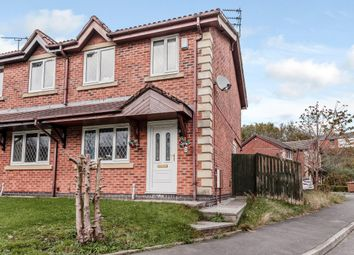Thumbnail 3 bed semi-detached house for sale in Twinegate, Rochdale, Greater Manchester