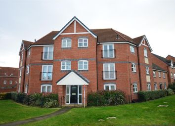 Thumbnail 2 bed flat for sale in College Green Walk, Mickleover, Derby