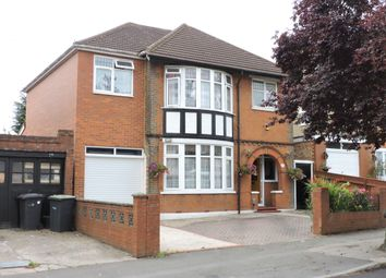Thumbnail 5 bed detached house for sale in Alexandra Avenue, Luton