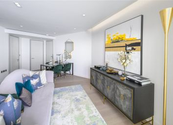 Thumbnail 1 bed flat for sale in West End Gate, Newcastle Place, London