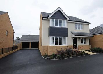 Thumbnail 4 bed property for sale in Cormorant Close, Bude, Cornwall