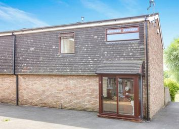Thumbnail 3 bed end terrace house for sale in Astbury Close, East Park, Wolverhampton, West Midlands