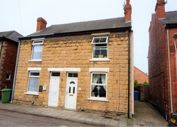 Thumbnail 3 Bed Semi Detached House For Sale In Poplar Street Mansfield Woodhouse