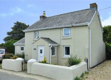 Thumbnail 3 bed detached house for sale in Rhosgoch, Rhosgoch, Anglesey