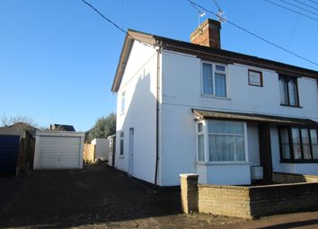 Thumbnail 3 bed semi-detached house for sale in Withersfield Road, Haverhill