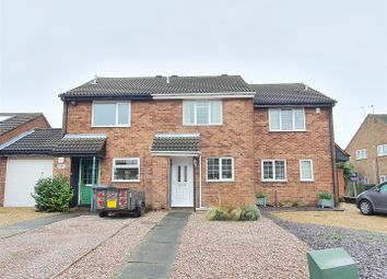 Thumbnail 2 bed town house for sale in Trueway Drive South, Shepshed, Leicestershire