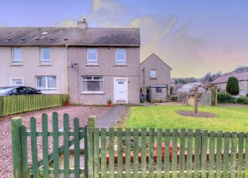Thumbnail 2 bed end terrace house for sale in Elizabeth Drive, Boghall, Bathgate