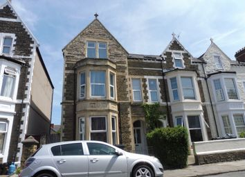 Thumbnail 1 bed flat for sale in Claude Road, Roath, Cardiff