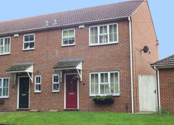 Thumbnail 3 bed end terrace house to rent in Chalford, Westbury, Willtshire