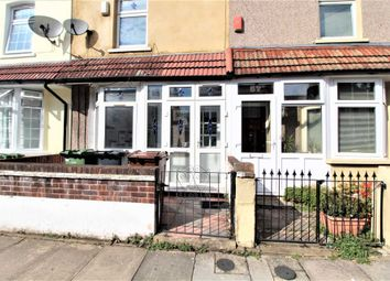 Thumbnail 3 bedroom terraced house for sale in Victoria Road, Barking IG11, Barking,
