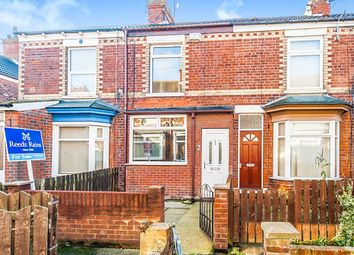 Thumbnail 2 bed terraced house for sale in Maye Grove, Dansom Lane North, Hull