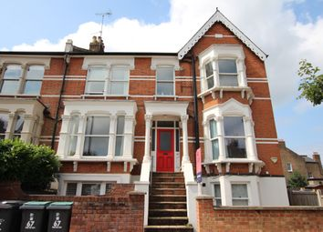 Thumbnail 2 bed flat for sale in Ferme Park Road, London