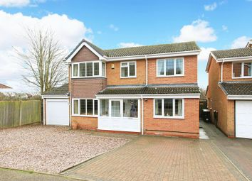 Thumbnail 5 bed property for sale in Brunlees Drive, Telford