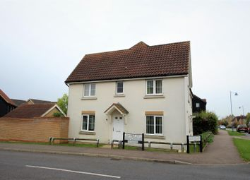 Thumbnail 3 bed semi-detached house for sale in Mayfield Way, Great Cambourne, Cambourne, Cambridge