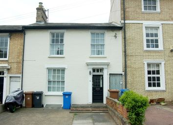 Thumbnail 4 bedroom terraced house for sale in Berners Street, Ipswich