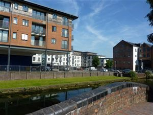 Thumbnail 1 bed flat for sale in Wolverhampton Street, Walsall