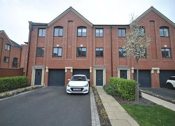 Thumbnail 3 bed flat to rent in Newton Close, Tower Wharf, Chester